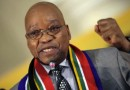 S.A president Zuma resigns as head of state to avoid a motion of no confidence in parliament