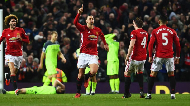 Manchester United knocked out of European Champions League