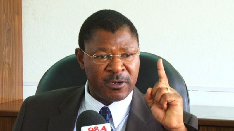 Nasa wars spill into Senate as ODM outs Wetangula