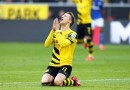 Borussia Dortmund Marco Reus to miss season after knee surgery