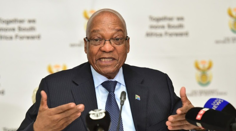 "President Jacob Zuma addressing representatives of youth organisations and Committee of Deputy Ministers to kick-start National Youth Month during a meeting of the Presidential Youth Working Group at the Sefako M. Makgatho Presidential Guesthouse in Pretoria.  The Presidential Youth Working Group brings together government and youth organisations, to promote youth participation in governance and policy making.The importance of youth has been recognized by government nationally and continentally as the AU declared the 2017 theme ""Harnessing the Demographic Dividend through investments in Youth"" and South Africa is also this month commemorating Youth Month under the theme: ""The Year of OR Tambo: Advancing Youth Economic Empowerment "".02/05/2017 Kopano Tlape GCIS"
