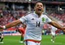 'Chicharito' joins West Ham on a 16m pound deal
