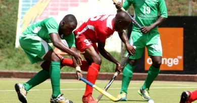 Green sharks moves to second place in the men's hockey premier league