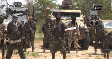 Nigerian military rescues 76 girls, 13 missing following Boko Haram attack on school in Northern Nigeria