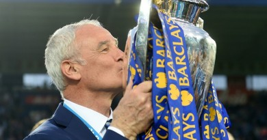 Ex-Leicester City boss Claudio Ranieri, ready to quit Nantes to become Italy coach.