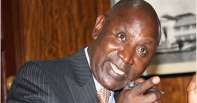 Ministry of labor on spot over sh 480 million incomplete projects