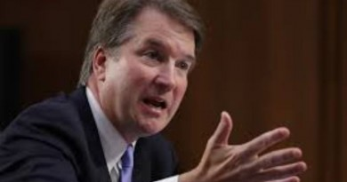 """Trump's nominee for Supreme Court says he's """"not going anywhere"""" despite sexual misconduct allegations"""