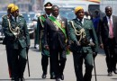 Opposition lawmakers in Zimbabwe walk out of President Emmerson  address